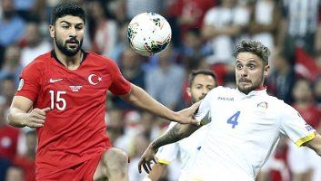 Turkey  1 - 0  Andorra
