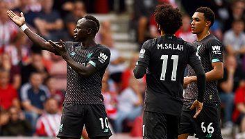 Southampton Vs Liverpool 17 Aug 2019 Video Highlights Footyroom