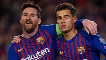 Barcelona  5 - 1  Lyon