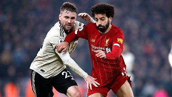 Liverpool  2 - 0  Manchester United