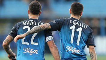 Empoli  2 - 1  Frosinone
