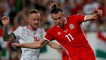 Highlight: Hungary vs Wales