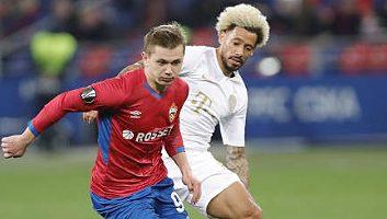 CSKA Moscow  0 - 1  Ferencvaros