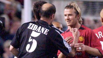 Manchester United vs Real Madrid (23 Apr 2003) 🔥 Video ...