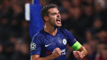 Video Chelsea  2 - 1  Lille (Champions League)