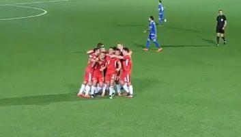 Gibraltar  2 - 1  Liechtenstein