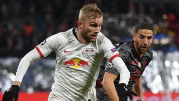 RasenBallsport Leipzig  2 - 2  Benfica