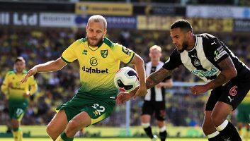 Norwich City  3 - 1  Newcastle United