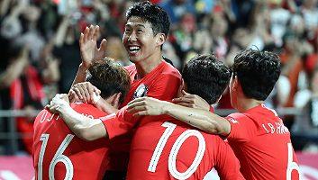 South Korea  1 - 1  Iran