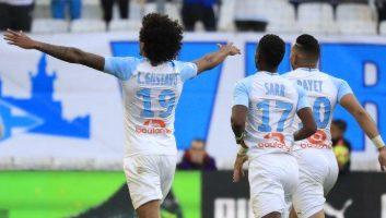 Marseille  2 - 1  Nimes