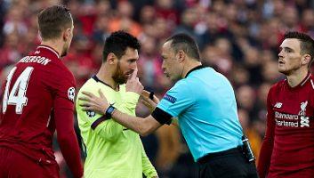 Liverpool  4 - 0  Barcelona