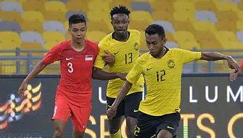 Malaysia  0 - 1  Singapore