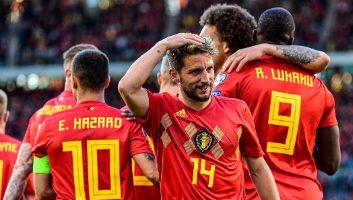 Highlight: Bỉ vs Kazakhstan