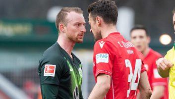 Union Berlin  2 - 2  Wolfsburg