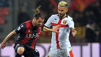 Bologna  0 - 3  Genoa