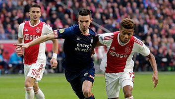 Ajax Vs Psv Eindhoven 31 Mar 2019 Video Highlights Footyroom