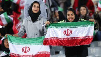 Iran  2 - 1  Bolivia
