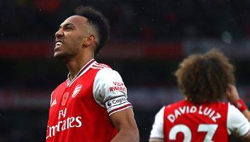 Arsenal  1 - 1  Wolverhampton Wanderers