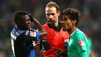 Werder Bremen  0 - 1  Paderborn