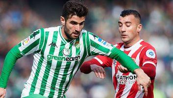 Real Betis  3 - 2  Girona