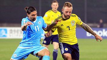 San Marino  0 - 2  Scotland