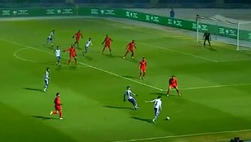 Uzbekistan  2 - 0  Palestine