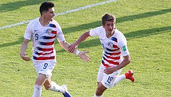 Highlight: France U20 vs USA U20