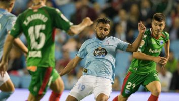 Celta Vigo  0 - 1  Deportivo Alaves