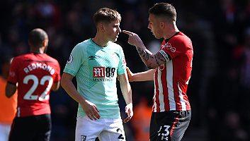 Southampton  3 - 3  AFC Bournemouth