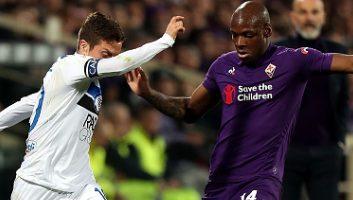 Fiorentina  3 - 3  Atalanta