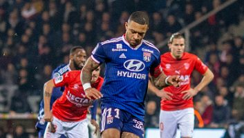 Nimes  0 - 4  Lyon