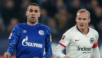Schalke 04  1 - 0  Eintracht Frankfurt