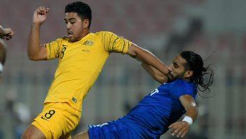 Kuwait  0 - 4  Australia