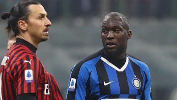 Inter  4 - 2  AC Milan