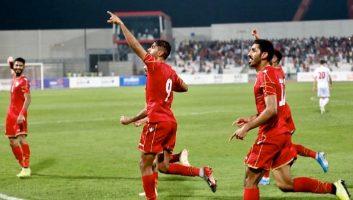 Bahrain  1 - 0  Iran