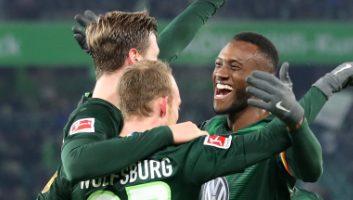 Wolfsburg  2 - 0  VfB Stuttgart