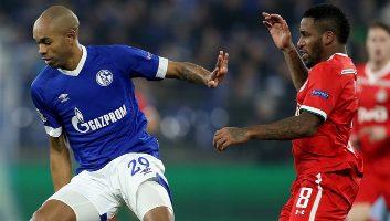 Schalke 04  1 - 0  Lokomotiv Moscow