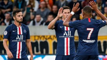 Dynamo Dresden  1 - 6  Paris Saint-Germain