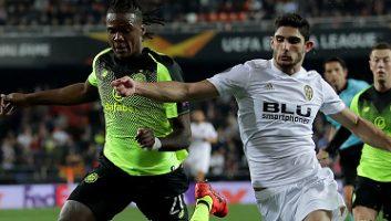 Valencia  1 - 0  Celtic