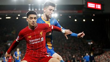 Video Liverpool  1 - 0  Shrewsbury Town (FA Cup)