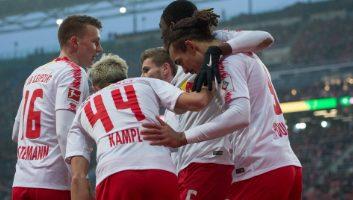 RasenBallsport Leipzig  4 - 1  Mainz 05