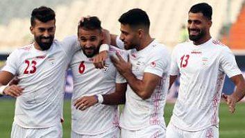 Iran 14 - 0 Cambodia