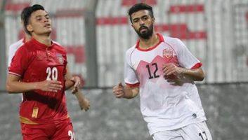 Bahrain  4 - 1  Myanmar