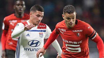 Rennes  0 - 1  Lyon