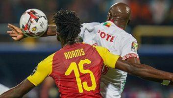 Highlight: Ghana vs Benin