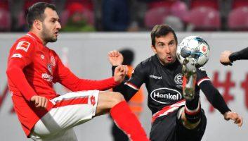 Mainz 05  1 - 1  Fortuna Duesseldorf