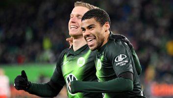 Wolfsburg  4 - 0  Mainz 05