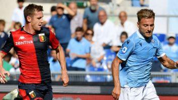 Lazio  4 - 0  Genoa