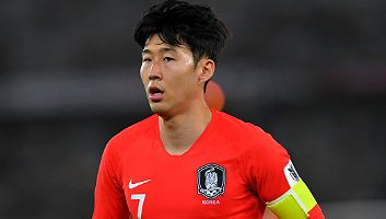 South Korea  1 - 0  Bolivia