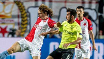 Slavia Prague  1 - 0  CFR Cluj